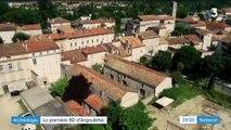 Archéologie : une gravure inédite pour son âge découverte à Angoulême