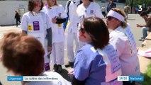 Urgences : les infirmiers laissent exploser leur colère