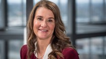 Melinda Gates Discusses Her Family's Wealth