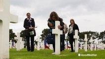 World War II veterans reunite for 75th anniversary of D-Day