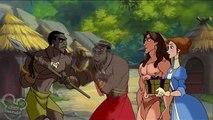 Tarzan and the Eagle's Feather
