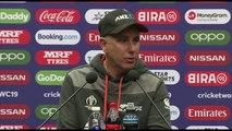 New Zealand coach Gary Stead pre Afghanistan