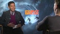 Point Break Stars Talk About Reinventing The Cult Favorite Surfer Film