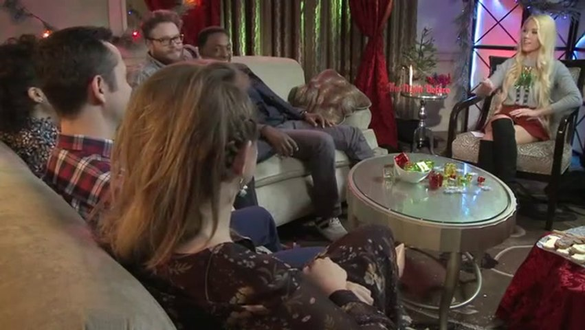 The Night Befores Cast Reveals The Worst Holiday Gifts They Ever Received