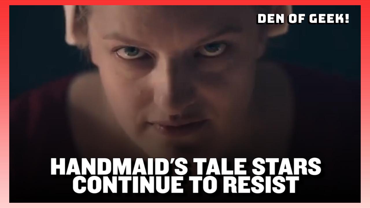 The Handmaid's Tale Season 3 - Cast Interview
