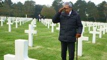 D-Day veteran returns to Normandy for his final years