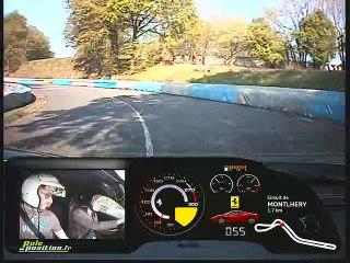 Votre video de stage de pilotage B021200419POPO0002