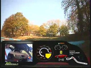 Votre video de stage de pilotage B021200419POPO0003