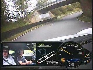 Votre video de stage de pilotage  B021260519PO0001