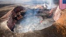安全柵乗り越えた米男性 キラウエア火山のクレーターに転落 - トモニュース