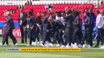 Les Françaises vont se battre pour la Coupe du Monde de Foot Féminine en France