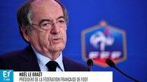 """Coupe du monde de foot féminin : pour Noël Le Graët, """"c'est l'occasion ou jamais"""""""