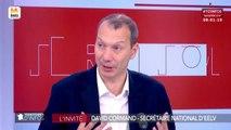 Invité : David Cormand - Territoires d'infos (07/06/2019)