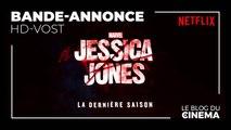 MARVEL'S JESSICA JONES - Saison 3 : bande-annonce [HD-VOST]