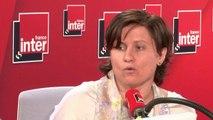 """Roxana Maracineanu : """"Pour que ça marche, il ne faut surtout pas que les joueuses sachent qu'on attent tout ça d'elles, qu'elles ne se sentent pas les ambassadrices d'une cause"""""""