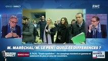 Brunet & Neumann : M. Maréchal/M. Le Pen, quelles différences ? - 07/06