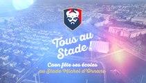 Les plus belles images de l'évènement Tous au Stade, Caen fête ses écoles