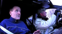 Petter Solberg: mascherato da nonno, il campione del mondo di rally frega gli impiegati della Mercedes