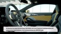 Das neue BMW M8 Competition Coupé - M typisches Cockpit und luxuriöses Ambiente