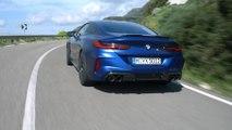 Das neue BMW M8 Coupé und Cabriolet Highlights