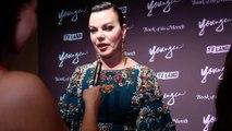 "Debi Mazar Interview ""Younger"" Season 6 New York Premiere Red Carpet"