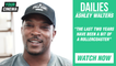 'The last two years have been a bit of a rollercoaster' Ashley Walters #DAILIES