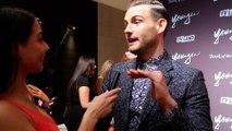 "Nico Tortorella Interview ""Younger"" Season 6 New York Premiere Red Carpet"