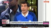 Morandini Live : Rohff condamné à 5 ans de prison, retour sur l'affaire (vidéo)