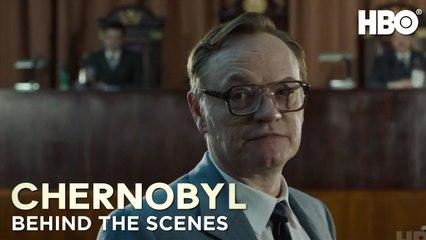 CHERNOBYL - behind the scenes - TV Series HBO
