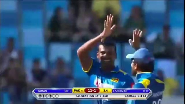 Sri Lanka vs Pakistan  - ICC Cricket World Cup 2019 - Match Highlights