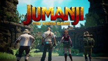 JUMANJI The Video Game - Teaser Trailer (E3 2019)