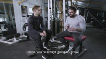 Gym Chat With Ant Middleton