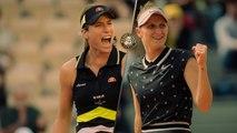 Roland-Garros 2019 : Le résumé de Johanna Konta -  Marketa Vondrousova