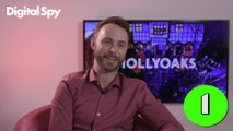 Gregory Finnegan tests his Hollyoaks knowledge