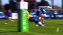 Best bits from day one at the World Rugby U20 Championship