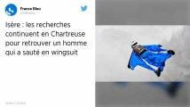 Isère. Un pratiquant de wingsuit porté disparu dans le massif de la Chartreuse
