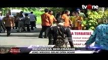 Jokowi Open House di Solo, Khusus Tamu Undangan