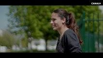 Amel Majri, joueuse de l'équipe de France de Football dans le documentaire LIONNES