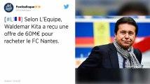 Le FC Nantes engagé dans un processus de vente