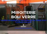 Miroiterie Boli Verre, vitrerie, fenêtres PVC, fermeture aluminium acier et PVC à Bobigny.