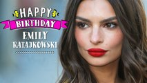 Happy Birthday, Emily Ratajkowski