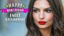 Happy Birthday, Emily Ratajkowski