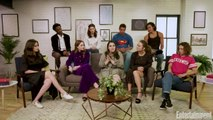 The Cast of 'Booksmart' Can't Stop Complimenting Each Other