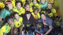 Football : les «Reggae Girlz» de Bob Marley