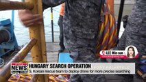Search operation continues in Hungary 9 days after tragic boat accident