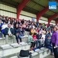 Coupe du Monde féminine de football : des centaines d'enfants pour l'entraînement de la Nouvelle Zélande (Le Havre)