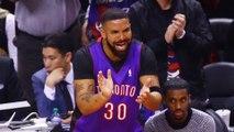 Drake trolle Klay Thompson après la victoire des Raptors en match 3 de la Finale de NBA