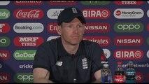 England's Eoin Morgan pre Bangladesh