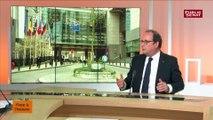 François Hollande : « Le nationalisme détruit l'esprit européen »