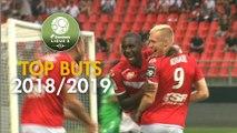 Top 3 buts Valenciennes FC   saison 2018-19   Domino's Ligue 2